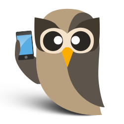 HootSuite iPhone owly white Let the owl be free! HootSuite mobile apps are now free!