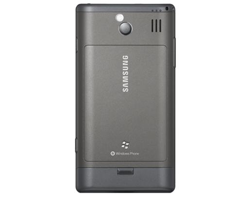 Omnia 7 — первый смартфон Samsung на базе Windows Phone 7-2