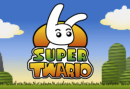 Picture 10 260x178 Super Twario turns Twitter into a videogame