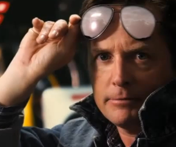 Michael J. Fox in new teaser for Back To The Future's 25th anniversary