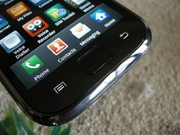 Samsung Galaxy S review 260x195 Samsung Delays Galaxy S Froyo Update, Now Available Early November