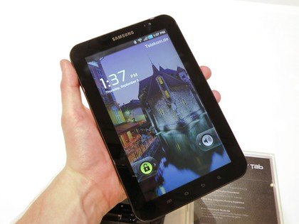 Verizon to offer $600 Samsung Galaxy Tab, available November 11