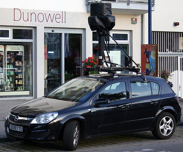 244,000 German houses to be blurred out in Google Street View