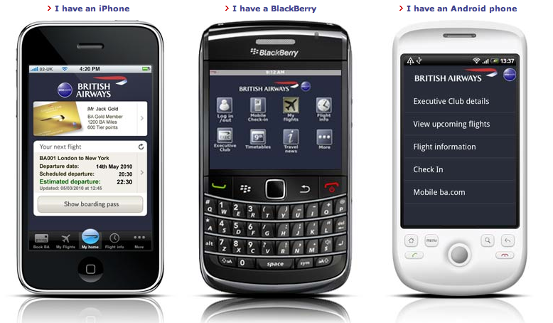 Online dating for blackberry users