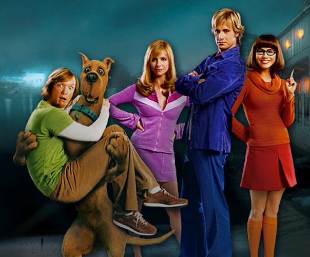 Scooby Doo solves the mystery of the missing Google Halloween doodle