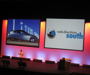 Tim Harrison 300x250 Web Directions South Conference, Day 2