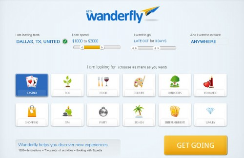 WF21 500x324 Wanderfly. Travel recommendations tailored to you. We have Invites!