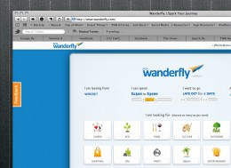 Wanderfly 260x189 Wanderfly. Travel recommendations tailored to you. We have Invites!
