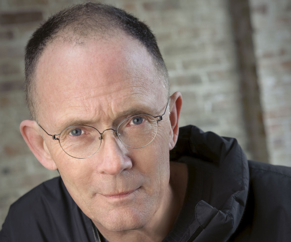 Friday Listen: William Gibson CBC Spark Interview