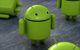 android apps 260x162 Rumor: Android Gingerbread SDK Coming Next Week?