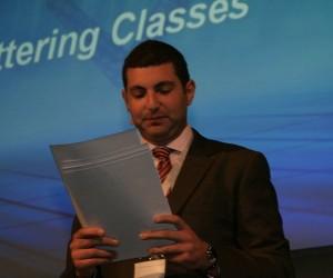 Arabnet moderator Wajih Halawa