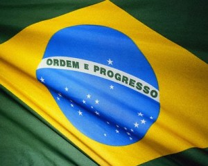 brazil flag 300x240 Brazils nuts about social networking and Orkut best watch out, Facebook is on the rise.
