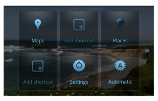 carhome wallpaper Google makes Android app Car Home more customizable