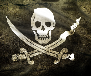 flag 300x250 Lets Talk About Ebook Piracy