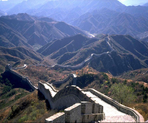 Check-in on The Great Wall: Foursquare partners with China Daily