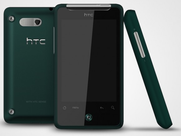 HTC Gratia Unveiled, Gets November European Launch