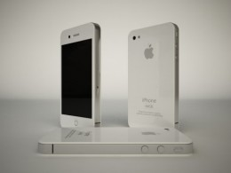 iPhone 4HD white 260x195 White iPhone 4 emerges in NYC, delays said to be caused by supplier colour discrepancies