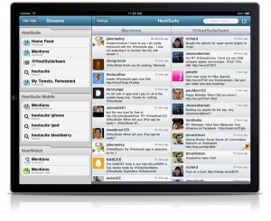ipad streams 300x245 First Look: HootSuite for iPad
