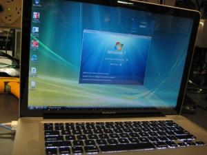 macbook pro windows 7 300x225 Microsoft: Who Poked the Sleeping Dragon?