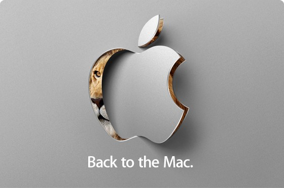 mainimage Apple has an October 20th event: Back to the Mac. Place your bets!