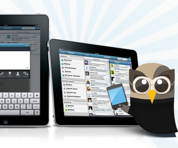 First Look: HootSuite for iPad