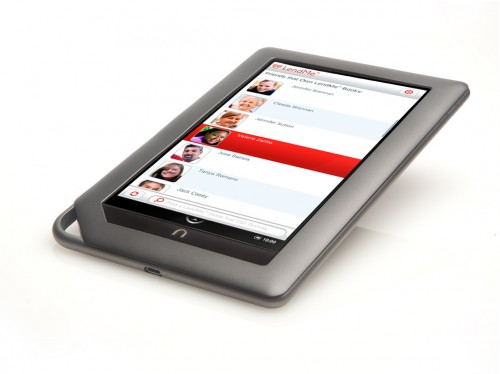 nookcolor lendme 2 500x374 One million Nooks in, Barnes & Noble splashes the Nook with Color