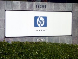 sign outside of hp invent offices in san diego 260x195 HP to launch WebOS phones early next year