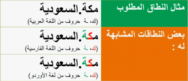 Domains written in different languages to look like exactly the same one