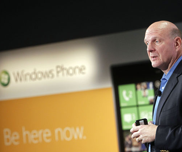 Microsoft Is Late To The… Say What?