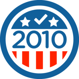 vote2010 big 260x260 I Voted: A truly important Foursquare badge, for Election Day