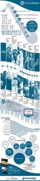 wordpress history w585 133x600 WordPress history jazzed up through graphics