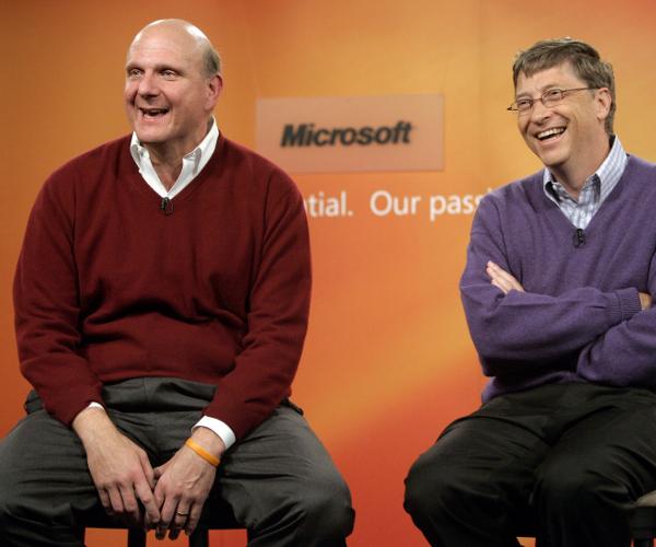 Ballmer sells off $1.3 billion of his Microsoft shares