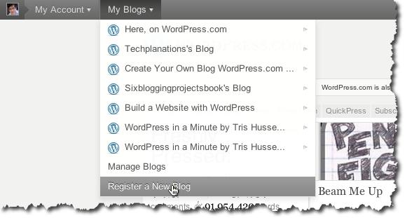 2010 11 24 20 23 39 How To: Build a private collaboration site on WordPress.com in 5 minutes