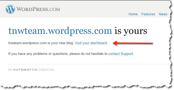 2010 11 24 20 27 541 How To: Build a private collaboration site on WordPress.com in 5 minutes