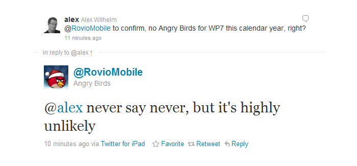 2010 11 26 1327 No Angry Birds For Windows Phone 7 In 2010