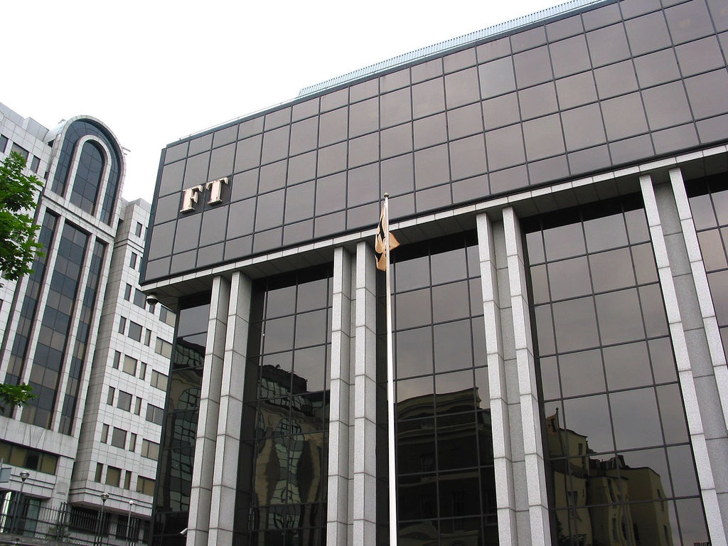 The Financial Times gives its staff £300 rebate against iPad or tablet purchases