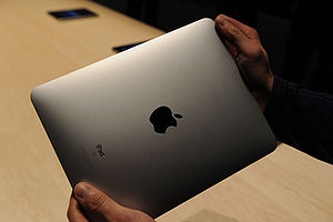 300px Apple iPad Event023 Apple reportedly refreshing iPad in January; April will bring MacBook Pro with light peak