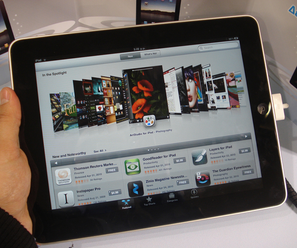 iPad 2 Ready for Production Q1 2011?