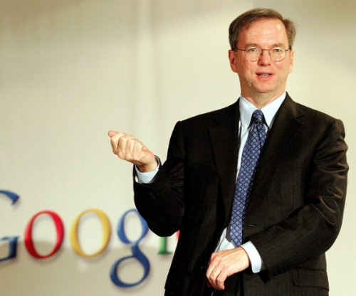 Google's Schmidt: Android Gingerbread to have near-field