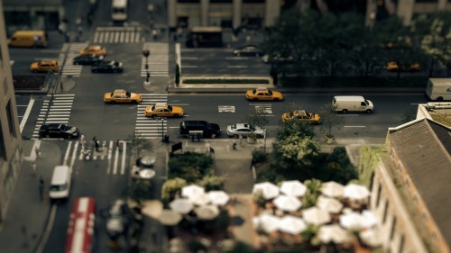 ChurchSquare 1920 500x281 The Sandpit: A tilt shift video that will fool your mind