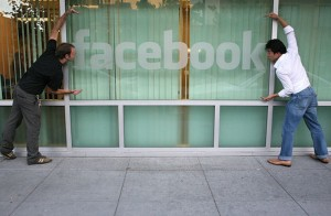 Facebook 300x196 Single Sign on for mobile just announced from the Facebook event