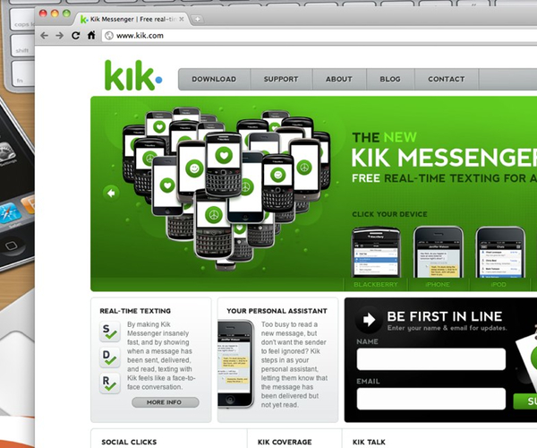 Kik Hits a High Note, But Is It a Hit?