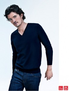 Orlando Bloom Uniqlo SG thumb 466x618 50813 226x300 6 Social Media Savvy Brands + What They Do Right