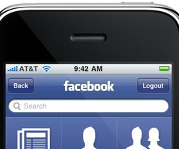 Facebook iPhone App Update Now Live in the App Store
