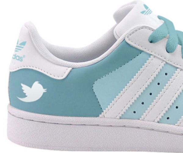 The Twitter Shoe