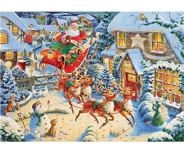 Google's Mile High Christmas Present