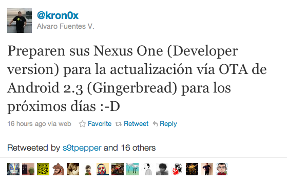 Screen shot 2010 11 08 at 09.19.27 Nexus One Developers To Get Android 2.3 (Gingerbread) Update In The Next Few Days