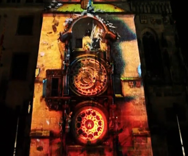 Macula's Masterpiece: Mapping at Prague's 600 Years Celebration