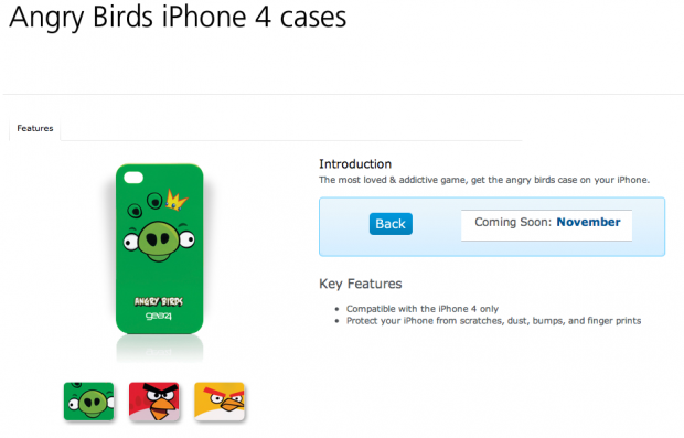 Screen shot 2010 11 11 at 10.43.14 620x397 Angry Birds iPhone 4 cases incoming, stocked by o2