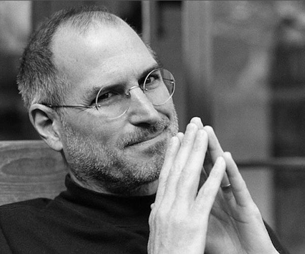 An inside look at Steve Jobs' home office